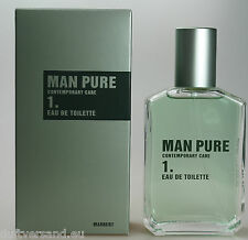 Marbert Man Pure Contemporary Care 1. 100 ml Eau de Toilette EdT Spray Neu/Folie