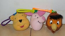 1999 McDonalds Happy Meal Toys Winnie the Pooh Lot