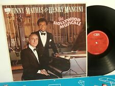 "johnny mathis and henty mancini""the hollywood musicals""1986lp12.or.fr.cbs4502581"