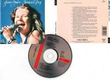 "JANIS JOPLIN ""Farewell Song"" (CD) 1982"