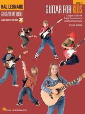 Guitar for Kids Book 2 - Hal Leonard Guitar Method Guitar Method Book  000128437