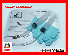 Hayes Bleed Kit Compatible With:// Stroker Ace, Carbon, Gram, Ryde & Trail