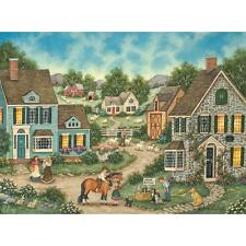 BITS AND PIECES JIGSAW PUZZLE FREE KITTENS BONNIE WHITE 1000 PCS #41733