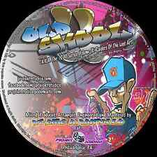 "Mixtape/Mix CD - ""Old Skool II (The 1200 Series, Volume III)"" - 80's Rap/Funk"