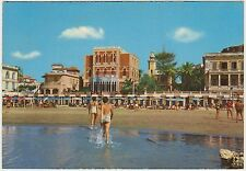 ANZIO - RIVIERA DI PONENTE - HOTEL DELLE PALME (ROMA) 1970