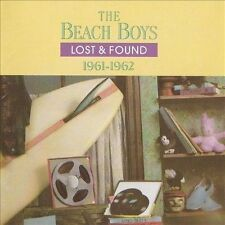 The Beach Boys - Lost and Found 1961-1962 (DCC Audiophile CD) NEW PROMO CD!