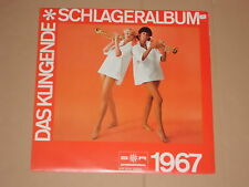 DAS KLINGENDE SCHLAGERALBUM 1967 - The Smoke, Hollies, Manuela LP
