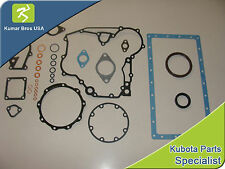 New Kubota V1505 Lower Gasket Kit