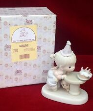 Precious Moments 1992 Birthday Figurine - May Your Every Wish Come True #524298