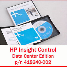 perHP insight Controllo Dati Center edition (f). HP server blade software