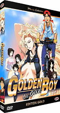 Golden Boy ( Kult Anime auf Deutsch ( 3 DVDs Komplette Serie )NEU OVP