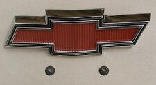 1967-68 Chevy truck Grill emblme Red bow-tie