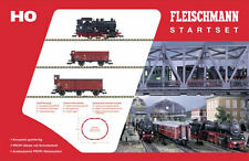 631001 Fleischmann Analogue Starter Set HO Gauge Train Set New & Boxed