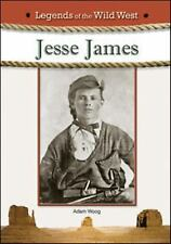 Jesse James (Legends of the Wild West)-ExLibrary