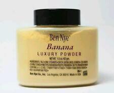 Ben Nye Luxury Banana Powder 1.5oz ~ Wedding  ~ Professional Make-up ~ BV-0