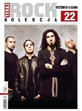 SYSTEM OF A DOWN on front cover Polish Magazine TERAZ ROCK Kolekcja - 50 pages