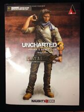 Play Arts Kai Nathan Drake Uncharted 3 Figure