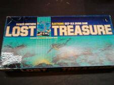 Lost Treasure. Electronic Deep Sea Diving Game 1982 Parker Brothers