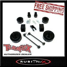 "New Teraflex 1355200 2.5"" Budget Boost Lift Kit Jeep Wrangler 07-15 JK & JKU"