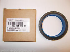 GENUINE PORSCHE 986, 987 BOXSTER, CAYMAN CRANKSHAFT (RMS) REAR MAIN SEAL - NEW