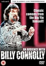 An Audience With Billy Connolly - DVD NEW SEALED - Uncut 100 minute version