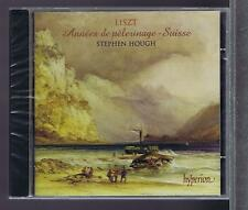 FRANZ LISZT CD NEW ANNEES DE PELERINAGE  SUISSE STEPHEN HOUGH
