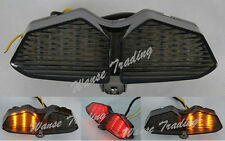 Tail Turn Signals Led Light Smoke For YAMAHA YZF R6 2003 2004 2005 R6S 2006-2009