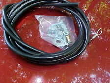 new,heavy duty throttle /gas cable 8ft long ,96 inch,& hardware,rat rod gasser,