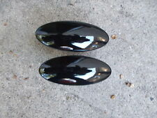 VAUXHALL VECTRA B  MODELS 1995 - 2002 GLOSS BLACK FINISH SET OF SIDE REPEATERS