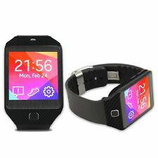 Skinomi Black Carbon Fiber Skin+Clear Screen for Samsung Galaxy Gear 2 NEO Watch