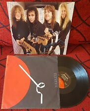 METALLICA *The $5.98 E.P. - Garage Days Re-Revisited* ORIGINAL 1987 USA w/INSERT