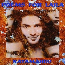 Poems For Laila Katamandu (1992) [CD]