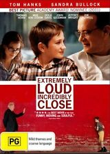 Extremely LOUD & Incredibly CLOSE DVD BRAND NEW SEALED BEST PICTURE TOM HANKS R4