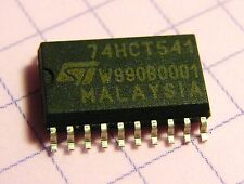 10x M74HCT541M1 Octal Buffers And Line Drivers, ST Microelectronics