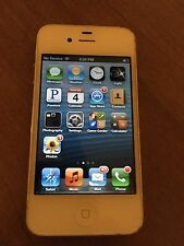 Apple iPhone 4s - 16GB - White (Factory Unlocked) Smartphone Clean IMEI