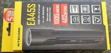 NEW Nitecore EA45S CREE XP-L HI V3 LED Uses 4 AA 1000 Lumens 402 Meter Throw