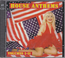 DOUBLE CD 22T HOUSE ANTHEMS VOL.1 ET 2 KNUCKLES/ADONIS/PHUTURE/VIRGO....NEUF 97