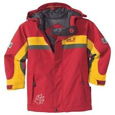 Jack Wolfskin Childrens jacket Kids Nimbus , Sz. 164, in. red