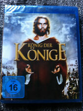 KING OF KINGS - Blu Ray Region A,B,C ( ALL ) - Jeffrey Hunter