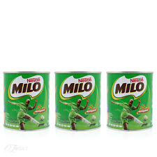 Milo Chocolate Energy Drink 400g x3