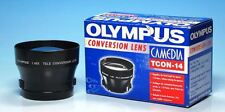 Genuine Olympus TCON-17F 1.7x Tele Conversion Lens - NEW