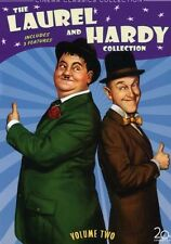 Laurel and Hardy Collection, Vol. 2: The Dancing Master (2006, REGION 1 DVD New)