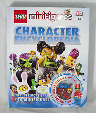 LEGO Minifigures Character Encyclopedia by DK (Hardback, 2013)
