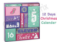 Technic Christmas Cosmetic Advent Calendar 12 Days Christmas Calendar