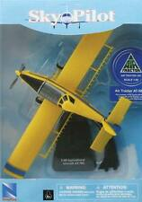 NEW New-Ray Toys 1/60 Air Tractor AT-502 Model Plane 20643