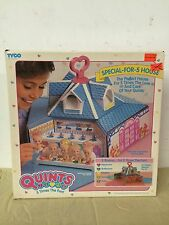 1989 QUINTS SPECIAL-FOR-5 HOUSE Tyco NOS Unopened Vintage Dollhouse