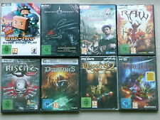 8 neue PC Spiele, RAW, Dungeons, Risen 2, Gilde, Dragons Prophet, Brick-Force