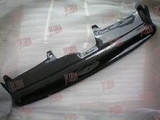 Carbon Fiber Front Mesh Grill Grille for 2004-2005 Subaru Impreza WRX STi Gen 8