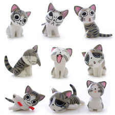Collectible Cartoon Anime Chi's Sweet Home Cat Action Figure Set Ornament 3cm