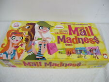 MALL MADNESS ELECTRONIC TALKING GAME 2005 MILTON BRADLEY COMPLETE